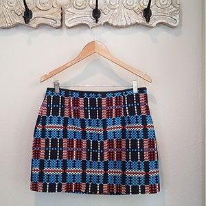 ZARA MUST HAVE plaid skirt!!!